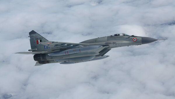 Истребитель МиГ-29UPG