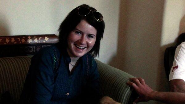 Российская журналистка Мария Головнина, возглавлявшая бюро агентства Рейтер по Афганистану и Пакистану