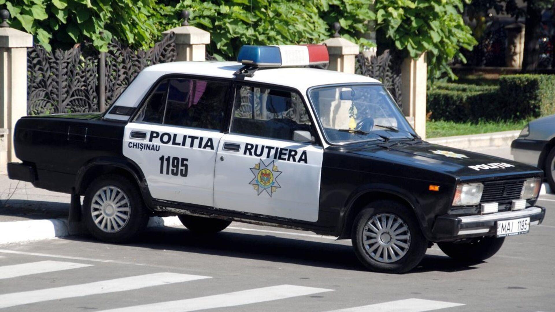 Полиция Молдавии - РИА Новости, 1920, 13.12.2020