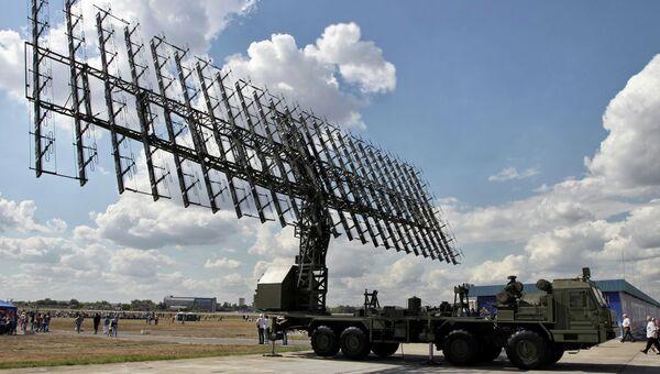 Радиолокационный комплекс ПВО. Архивное фото