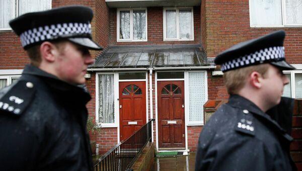 Полиция дежурит возле дома Мохаммеда Эмвази в Лондоне