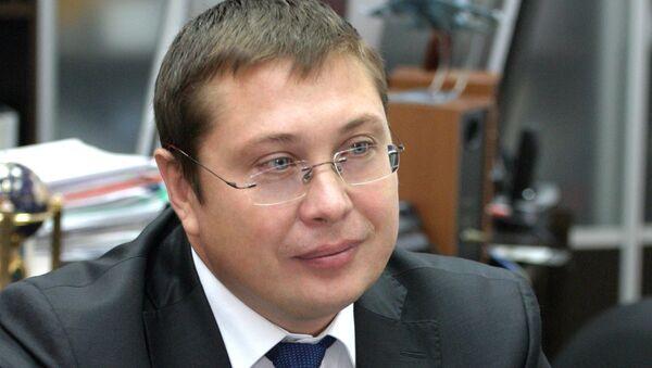 Ректор ВГУ Дмитрий Ендовицкий. Архивное фото