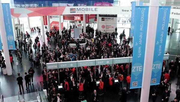 Международный мобильный конгресс (Mobile World Congress (MWC) в Барселоне