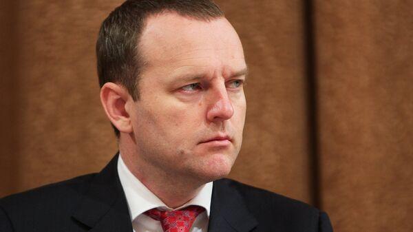Заместитель председателя Госсовета Республики Крым Константин Бахарев