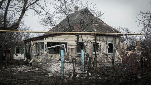 Ситуация в Луганской области. 8 марта 2015