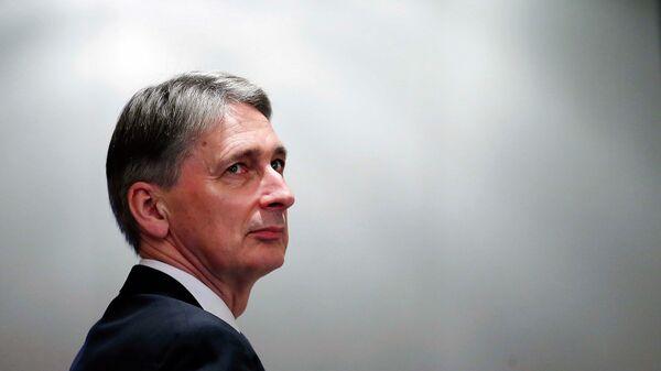 Министр иностранных дел Великобритании Филип Хаммонд