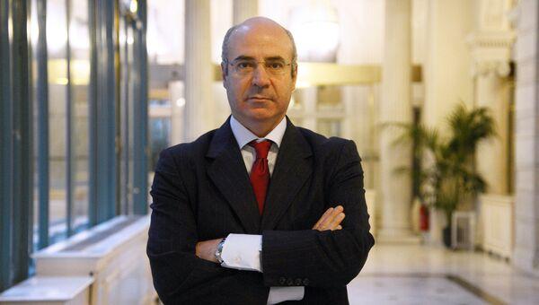 Глава инвестфонда Hermitage Capital Management Уильям Браудер. Архивное фото