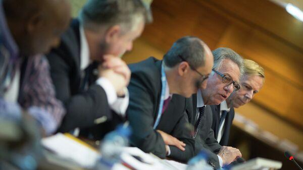 Президент Венецианской комиссии Джанни Букиккио. Архивное фото