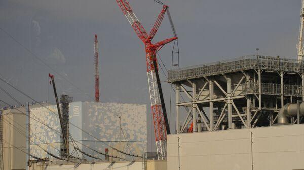 Второй и третий блоки на АЭС Фукусима