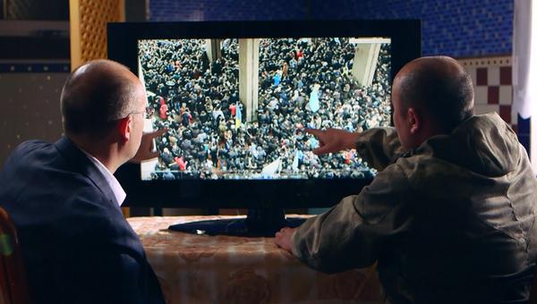 Кадр из фильма Крым. Путь на Родину