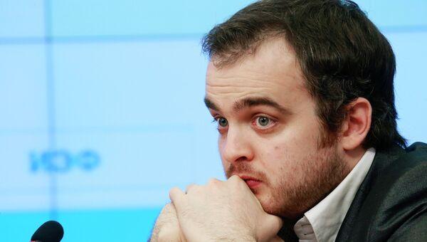Заместитель руководителя экономического департамента Института энергетики и финансов Сергей Кондратьев