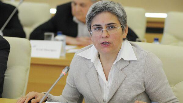 Елена Супонина. Архивное фото