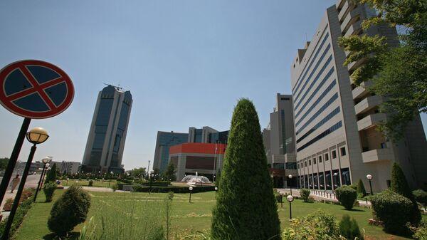 Город Ташкент. Архивное фото
