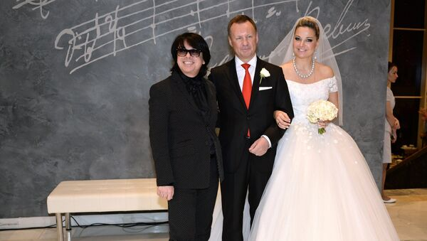 Свадьба оперной певицы Марии Максаковой