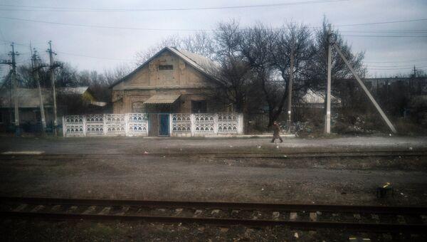 Луганская область. Архивное фото