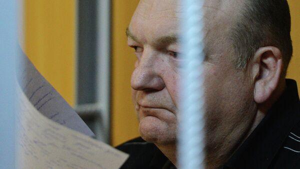 Рассмотрение вопроса об аресте экс-главы ФСИН А.Реймера. Архивное фото