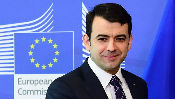 Глава правительства Молдавии Кирилл Габурич