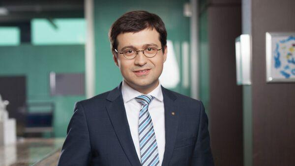 Руководитель санкционного консультирования RussiaConsulting Сергей Сумленный. Архивное фото