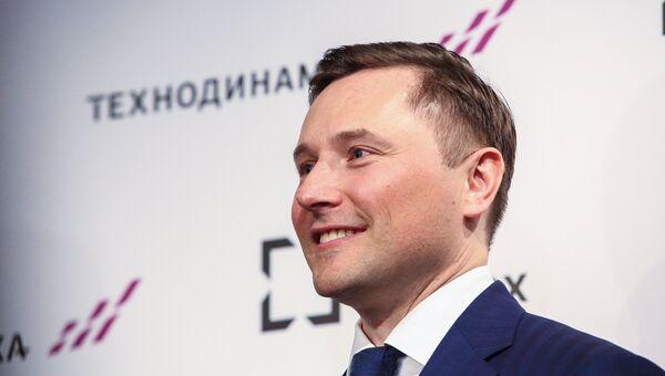 Генеральный директор «Технодинамики» Максим Кузюк. Архивное фото