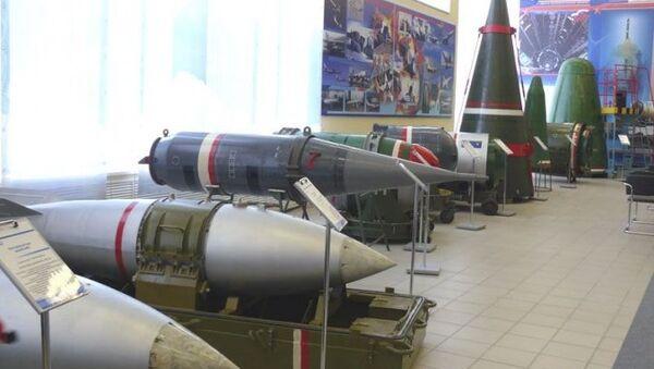 Музей ядерного оружия ВНИИТФ. Архивное фото