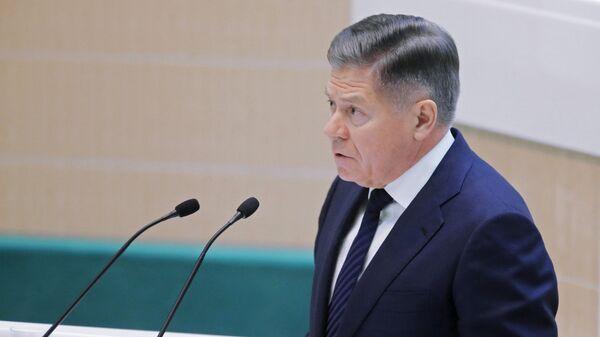 Председатель Верховного Суда РФ Вячеслав Лебедев. Архивное фото