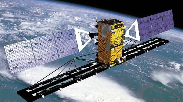 Канадский спутник Radarsat-2. Архивное фото