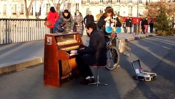 Джазмен по призванию – в самом сердце Парижа