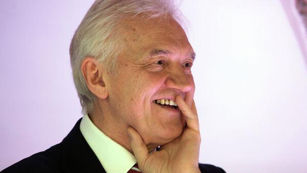 Президент хоккейного клуба СКА Геннадий Тимченко. Архивное фото