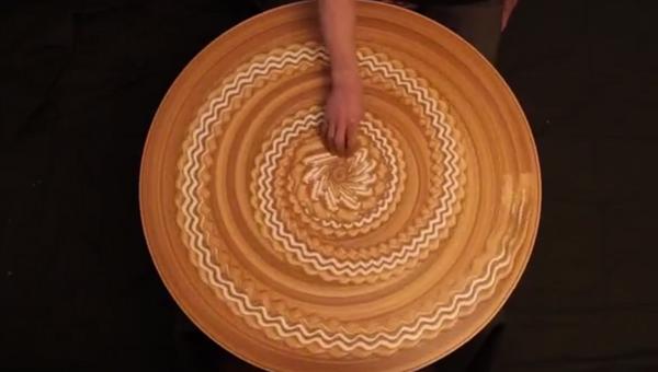 В мире гончарного мастерства: колесо узоров