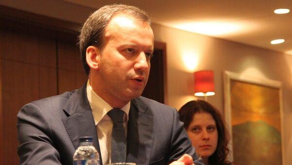 Вице-премьер РФ Аркадий Дворкович прибыл в воскресенье в Индонезию с рабочим визитом. Архивное фото