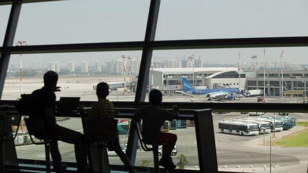 Аэропорт Бен Гурион в Тель-Авиве