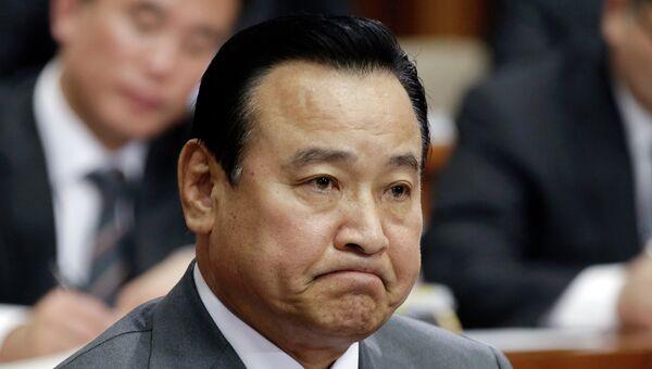 43-й премьер-министр Республики Корея Ли Ван Гу. Архивное фото