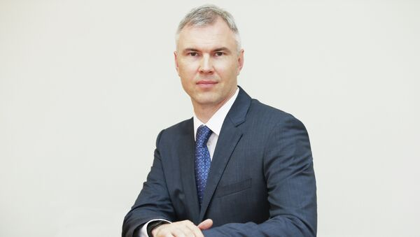 Гендиректор Базэл Аэро Леонид Сергеев. Архивное фото