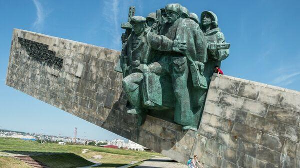 Мемориальный комплекс Малая земля в Новороссийске. Архивное фото