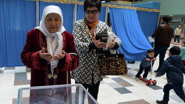 Внеочередные президентские выборы в Республике Казахстан