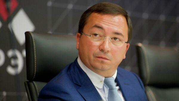Первый заместитель генерального директора КРЭТ Игорь Насенков. Архивное фото