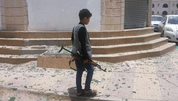 Ситуация в Сане, Йемен