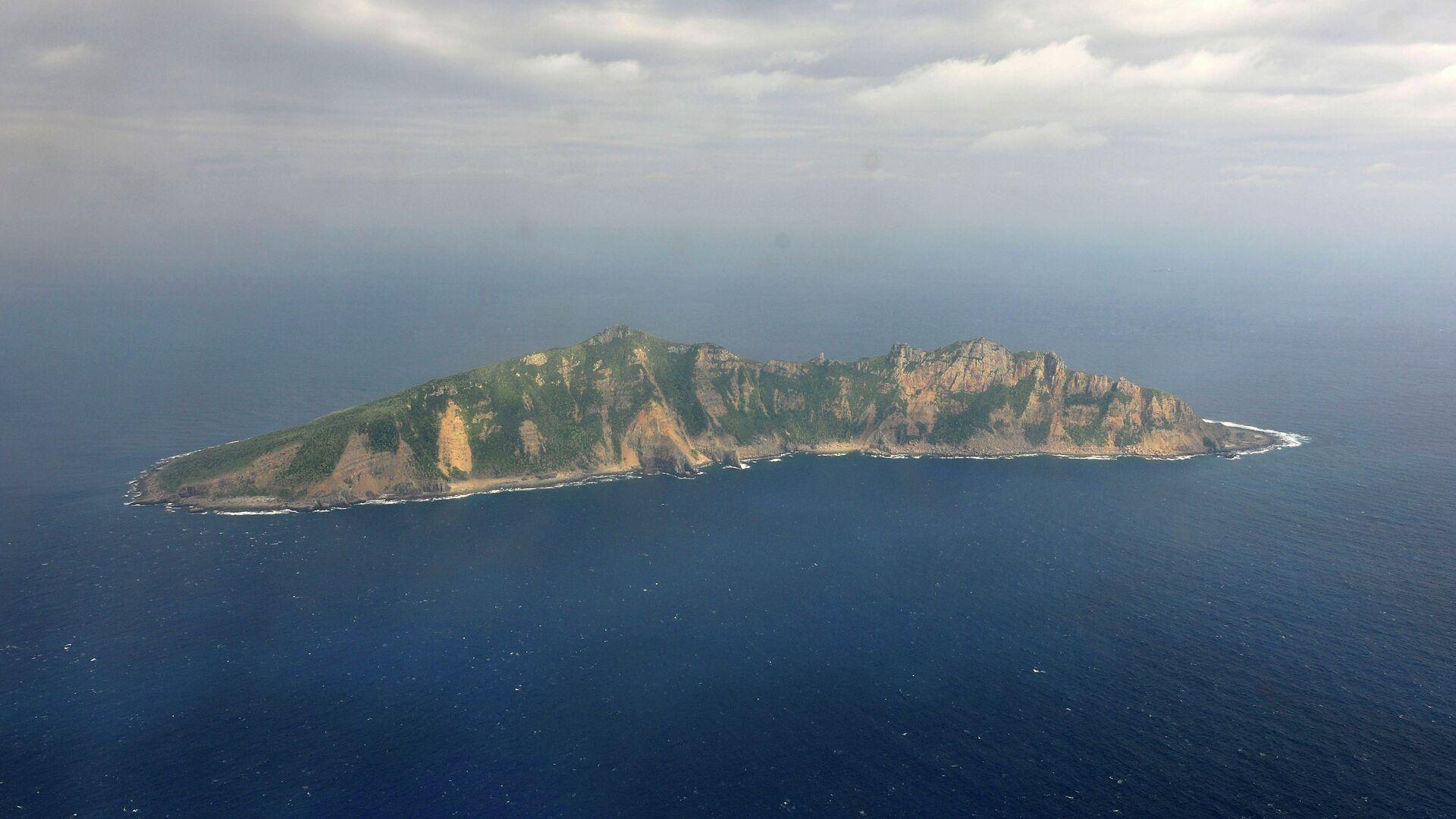 Остров Сенкаку архипелаг в Восточно-Китайском море - РИА Новости, 1920, 28.08.2021