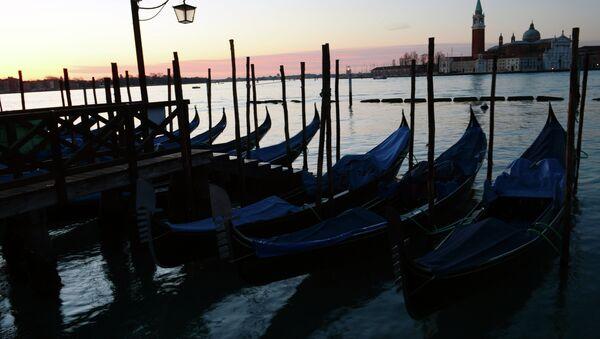 Города мира. Венеция. Архивное фото