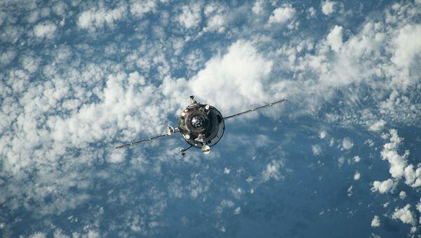 Космический корабль. Архивное фото