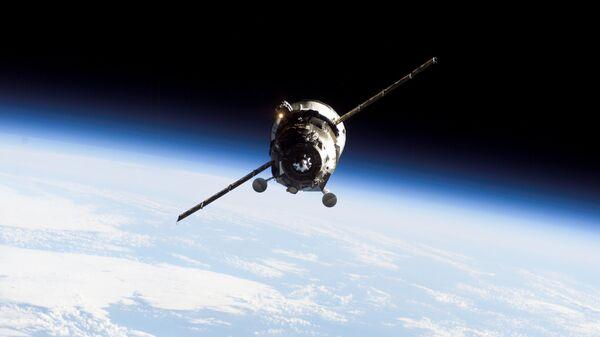 Грузовой космический корабль Прогресс
