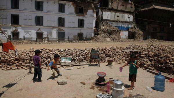Ситуация в Непале. Архивное фото