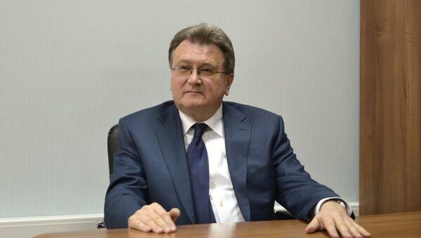 Президент топливной компании Росатома ТВЭЛ Юрий Оленин. Архивное фото