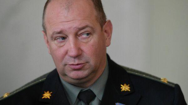 Экс-командир добровольческого батальона Айдар, народный депутат Сергей Мельничук. Архив