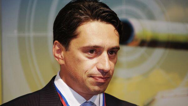 Генеральный директор ОАО НПК Уралвагонзавод Олег Сиенко. Архивное фото