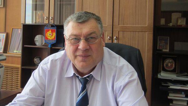 Управляющий директор АО КБточмаш им. А. Э. Нудельмана Владимир Слободчиков