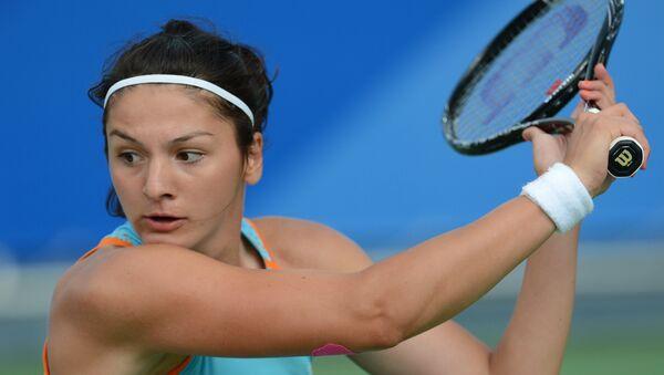 Теннисистка Маргарита Гаспарян. Архивное фото