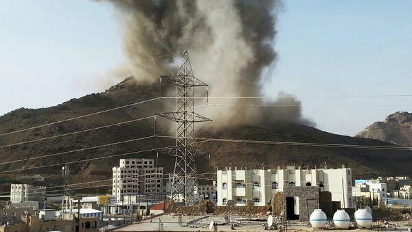 Ситуация в Сане, Йемен. Архивное фото