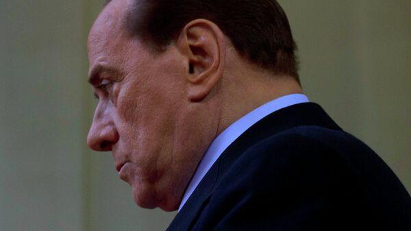 Сильвио Берлускони . Архивное фото