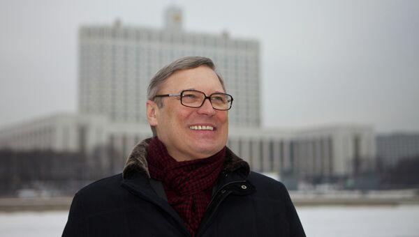 Сопредседатель РПР-ПАРНАС Михаил Касьянов